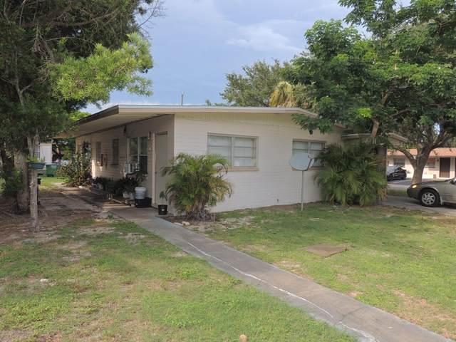 124 Harrison Avenue #2, Cape Canaveral, FL 32920 (MLS #880568) :: Engel & Voelkers Melbourne Central