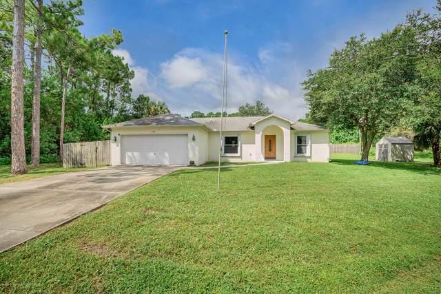 1468 Hollaman Street NW, Palm Bay, FL 32907 (MLS #880583) :: Blue Marlin Real Estate