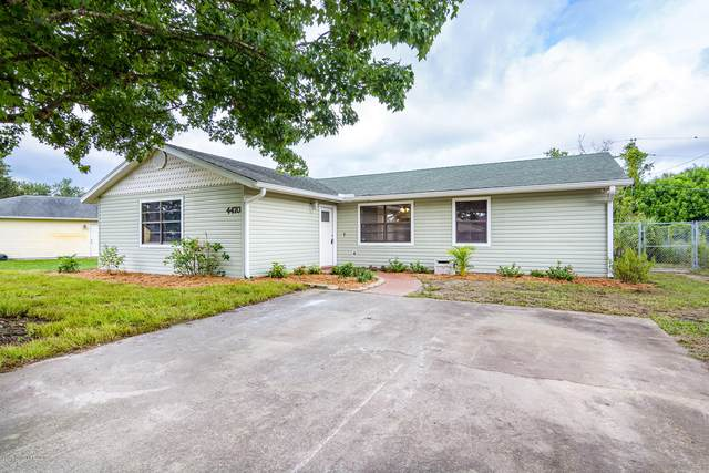 4470 Olympic Drive, Cocoa, FL 32927 (MLS #880622) :: Engel & Voelkers Melbourne Central