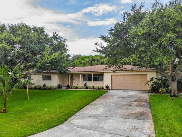 1680 Bay Shore Drive, Cocoa Beach, FL 32931 (MLS #880638) :: Engel & Voelkers Melbourne Central