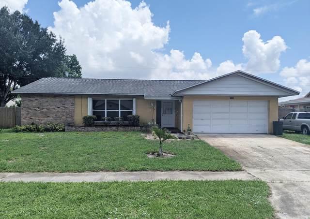 1425 Turnesa Drive, Titusville, FL 32780 (MLS #880705) :: Blue Marlin Real Estate
