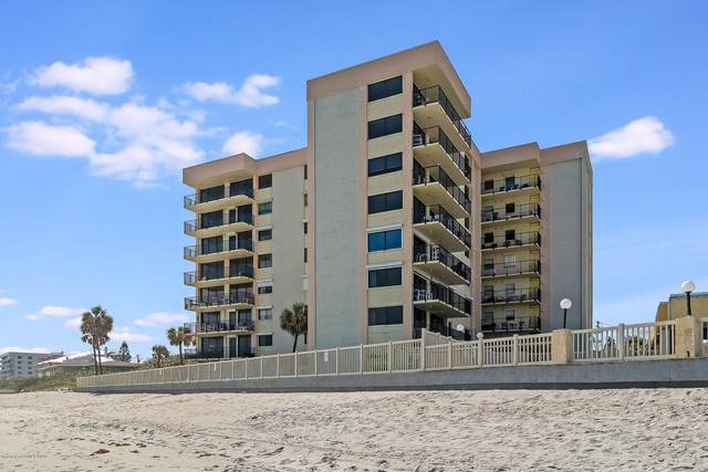 1343 Highway A1a 5 A, Satellite Beach, FL 32937 (MLS #880710) :: Engel & Voelkers Melbourne Central