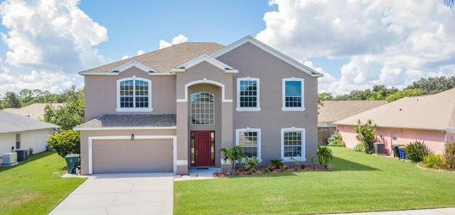 1803 Plata Court, Rockledge, FL 32955 (MLS #880711) :: Blue Marlin Real Estate