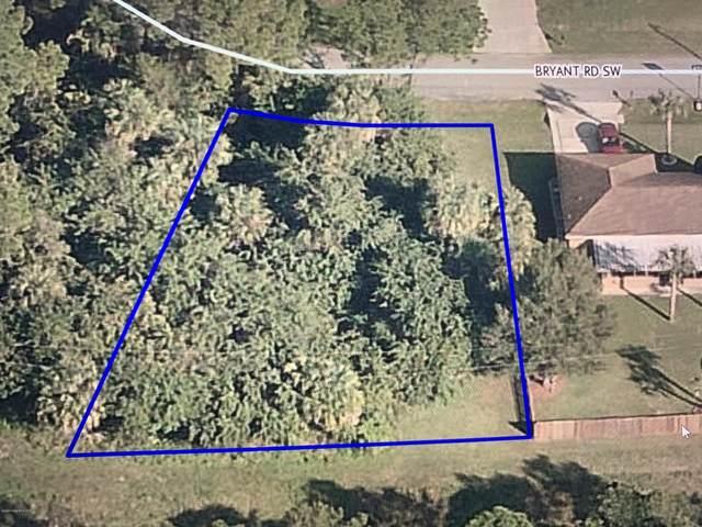 680 SW Bryant Road SW #20, Palm Bay, FL 32908 (MLS #880740) :: Premium Properties Real Estate Services
