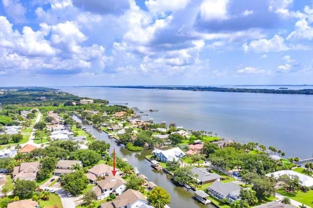 6222 Halyard Court, Rockledge, FL 32955 (MLS #880749) :: Blue Marlin Real Estate