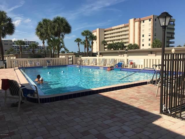 1860 N Atlantic Avenue #402, Cocoa Beach, FL 32931 (MLS #880755) :: Premium Properties Real Estate Services