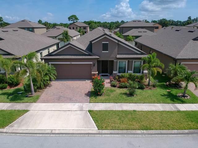 3930 Harvest Circle, Rockledge, FL 32955 (MLS #880770) :: Blue Marlin Real Estate