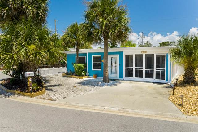 306 Winslow Cir, Cocoa Beach, FL 32931 (MLS #880773) :: Blue Marlin Real Estate