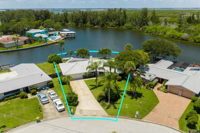 220 June Drive, Cocoa Beach, FL 32931 (MLS #880774) :: Blue Marlin Real Estate