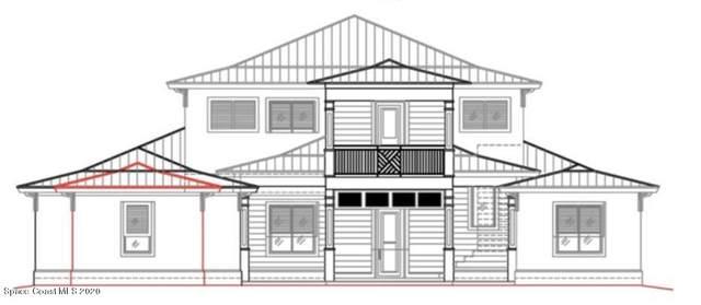 1320 S Banana River Drive, Merritt Island, FL 32952 (MLS #880809) :: Blue Marlin Real Estate