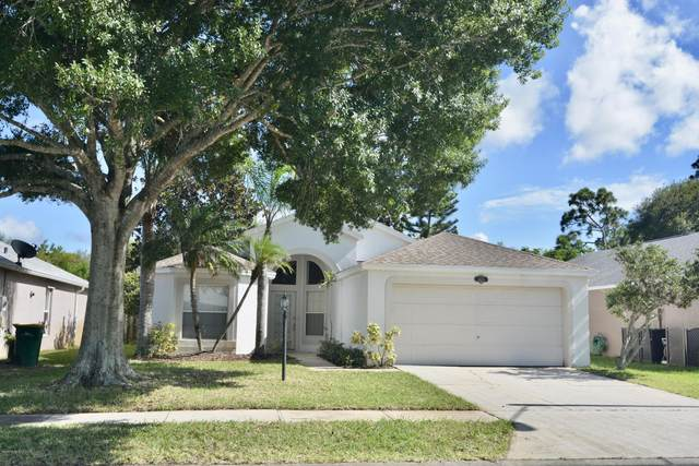 3175 Cedar Bay Drive, Melbourne, FL 32934 (MLS #880854) :: Blue Marlin Real Estate