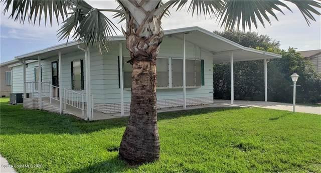 402 Papaya Circle, Barefoot Bay, FL 32976 (MLS #880906) :: Armel Real Estate