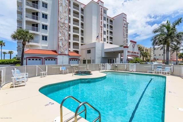 301 N Atlantic Avenue #503, Cocoa Beach, FL 32931 (MLS #880911) :: Engel & Voelkers Melbourne Central