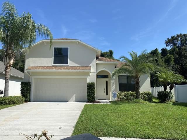 655 Breakaway Trail, Titusville, FL 32780 (MLS #880937) :: Blue Marlin Real Estate