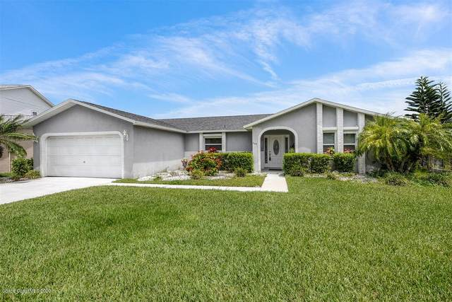 263 Cinnamon Lake Circle, Melbourne, FL 32901 (MLS #880989) :: Engel & Voelkers Melbourne Central