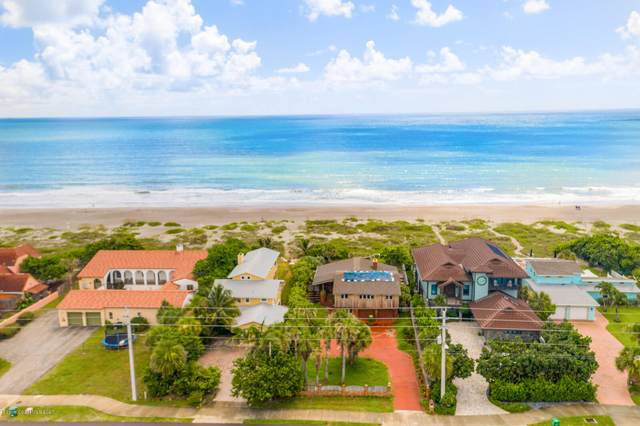 945 S Atlantic Avenue S, Cocoa Beach, FL 32931 (MLS #880995) :: Engel & Voelkers Melbourne Central