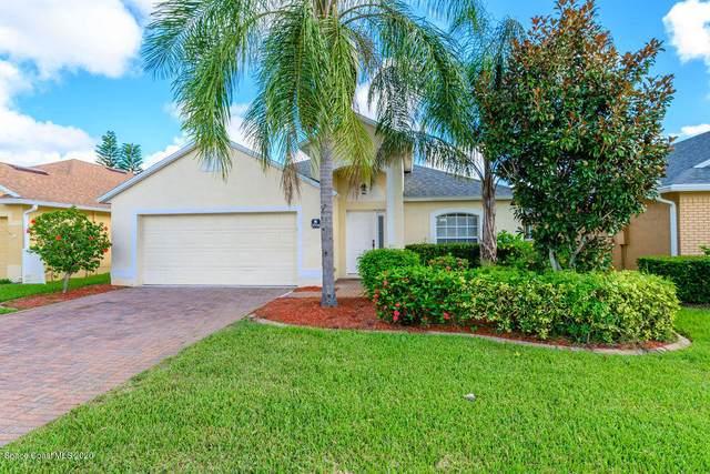 2936 Mondavi Drive, Rockledge, FL 32955 (MLS #881000) :: Blue Marlin Real Estate