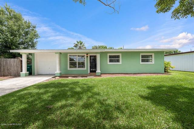 805 Cheyenne Avenue, Melbourne, FL 32935 (MLS #881022) :: Engel & Voelkers Melbourne Central