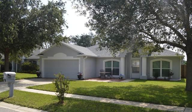 5533 Kathy Drive, Titusville, FL 32780 (MLS #881024) :: Blue Marlin Real Estate