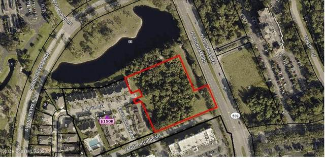 0 N Wickham Road, Melbourne, FL 32940 (MLS #881046) :: Blue Marlin Real Estate