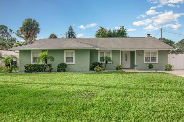 360 Birch Street, Titusville, FL 32780 (MLS #881057) :: Blue Marlin Real Estate