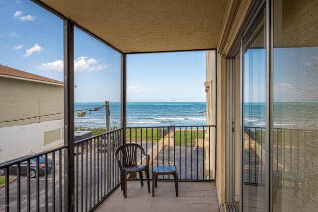 205 Highway A1a Avenue #311, Satellite Beach, FL 32937 (MLS #881086) :: Coldwell Banker Realty
