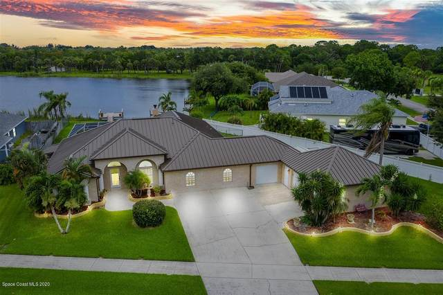 2270 Stone Lake Drive, Merritt Island, FL 32953 (MLS #881103) :: Blue Marlin Real Estate