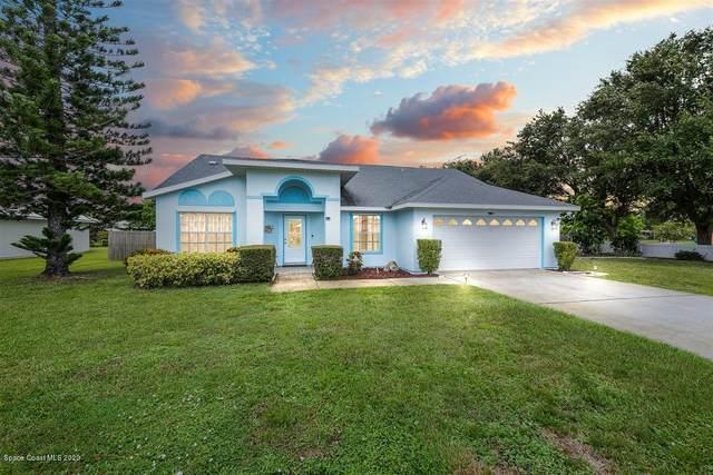 2500 Aristocrat Drive, Melbourne, FL 32901 (MLS #881181) :: Engel & Voelkers Melbourne Central
