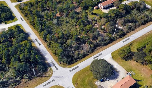 400 Mercury Avenue SE, Palm Bay, FL 32909 (MLS #881247) :: Blue Marlin Real Estate