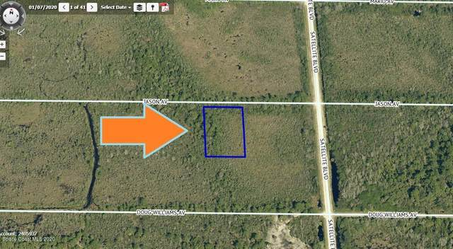 00000 Jason Avenue, Cocoa, FL 32926 (MLS #881255) :: Coldwell Banker Realty
