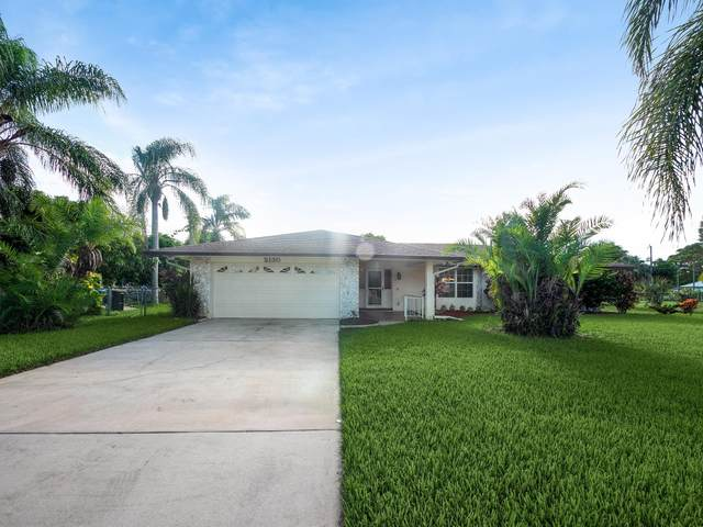 2130 Pelham Street NE, Palm Bay, FL 32905 (MLS #881264) :: Blue Marlin Real Estate