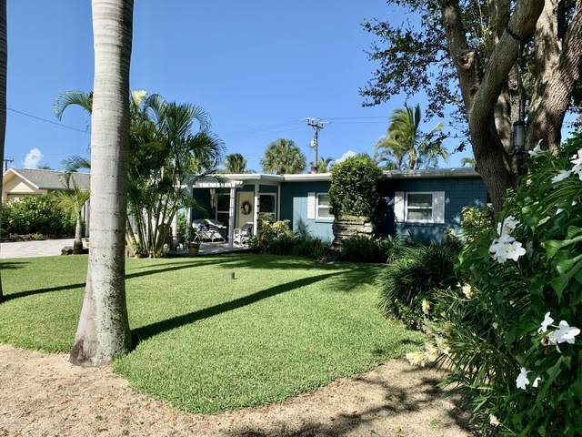 491 Third Avenue, Satellite Beach, FL 32937 (MLS #881270) :: Blue Marlin Real Estate
