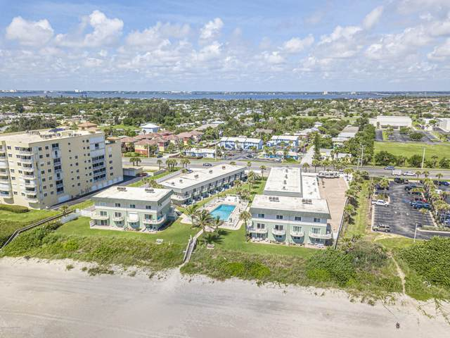 2925 N Hwy A1a #106, Indialantic, FL 32903 (MLS #881326) :: Engel & Voelkers Melbourne Central