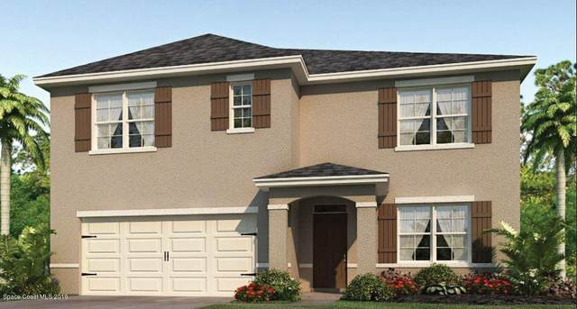 828 Old Country Rd S E, Palm Bay, FL 32909 (MLS #881344) :: Engel & Voelkers Melbourne Central