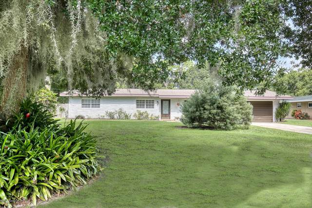 8338 Sylvan Drive, West Melbourne, FL 32904 (MLS #881351) :: Blue Marlin Real Estate