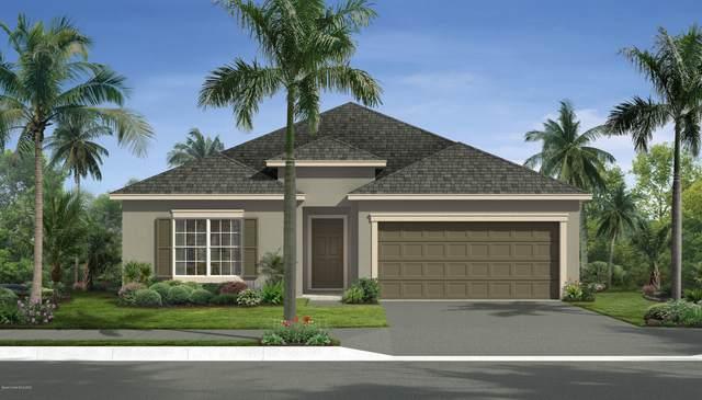 625 Boughton Way, West Melbourne, FL 32904 (MLS #881354) :: Blue Marlin Real Estate