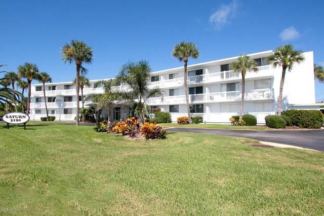 3190 N Atlantic Avenue #221, Cocoa Beach, FL 32931 (MLS #881356) :: Engel & Voelkers Melbourne Central
