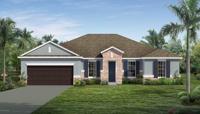 3645 Kite Drive, Titusville, FL 32796 (MLS #881376) :: Blue Marlin Real Estate