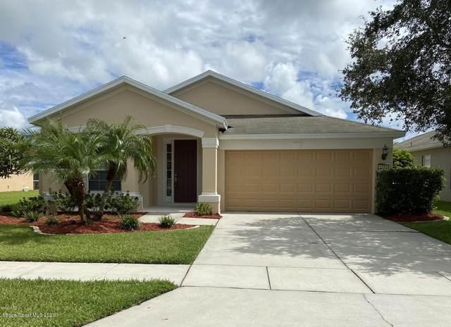1755 Dittmer Circle SE, Palm Bay, FL 32909 (MLS #881413) :: Blue Marlin Real Estate