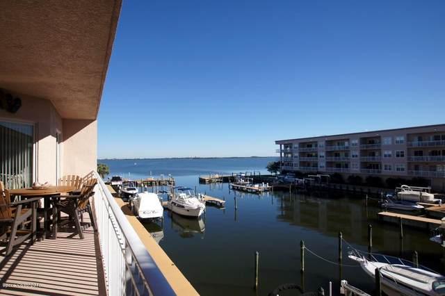 540 S Banana River Drive #201, Merritt Island, FL 32952 (MLS #881425) :: Blue Marlin Real Estate