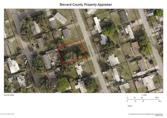 6881 Blue Bonnet Drive, Cocoa, FL 32927 (MLS #881449) :: Blue Marlin Real Estate