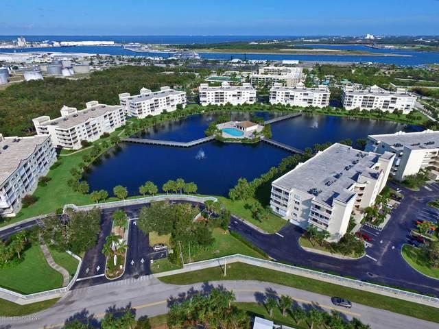 8911 Lake Drive #505, Cape Canaveral, FL 32920 (MLS #881461) :: Blue Marlin Real Estate