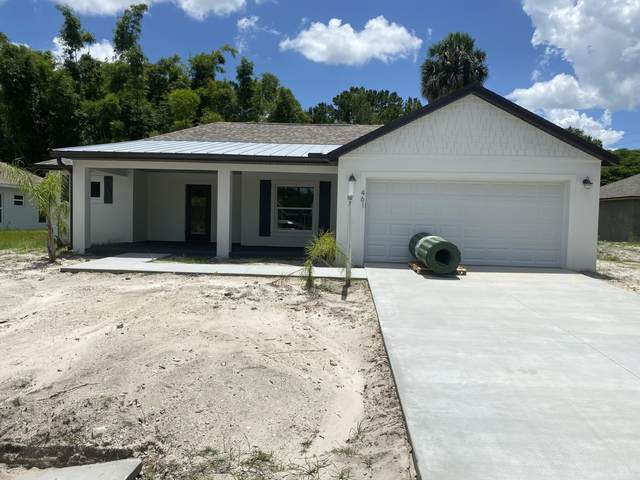 461 Lucas Road, Merritt Island, FL 32953 (MLS #881487) :: Premium Properties Real Estate Services