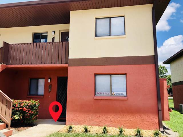 1606 University Lane #1404, Cocoa, FL 32922 (MLS #881515) :: Blue Marlin Real Estate