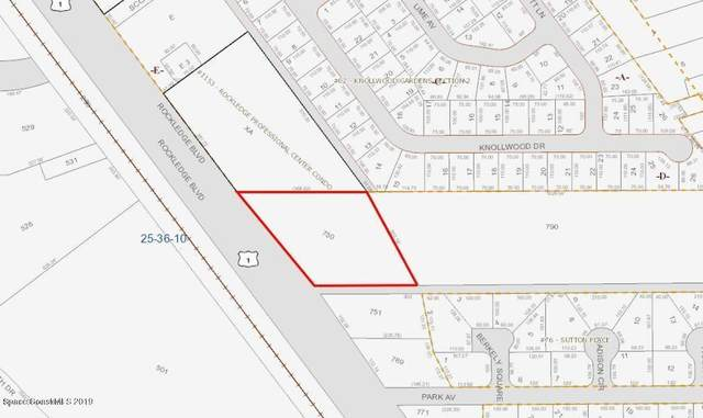 0 Highway Us 1, Rockledge, FL 32955 (MLS #881525) :: Engel & Voelkers Melbourne Central