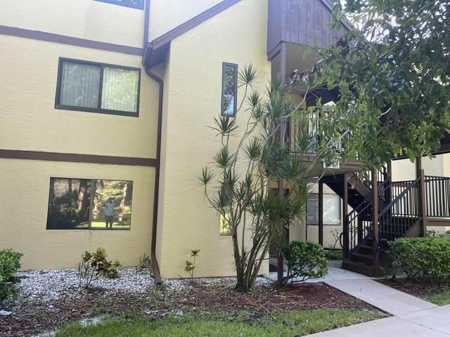 7817 Maplewood Drive #604, West Melbourne, FL 32904 (MLS #881540) :: Engel & Voelkers Melbourne Central