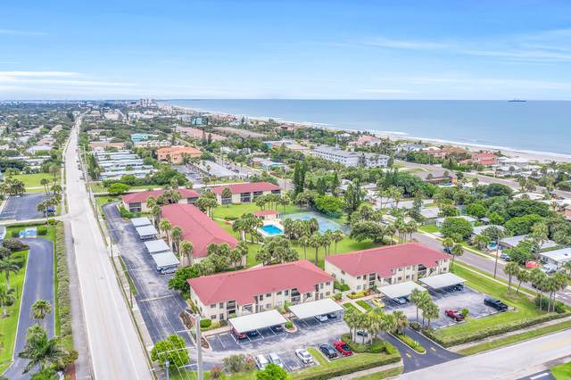 221 S 6th Street #404, Cocoa Beach, FL 32931 (MLS #881559) :: Engel & Voelkers Melbourne Central
