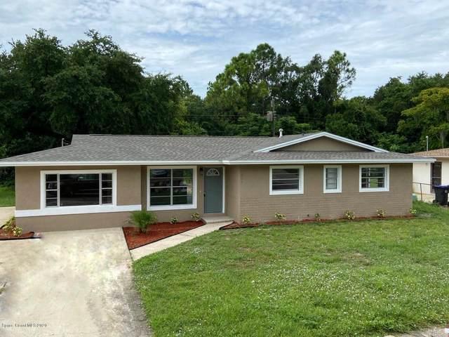 1065 Pine Valley Lane, Titusville, FL 32780 (MLS #881621) :: Premium Properties Real Estate Services
