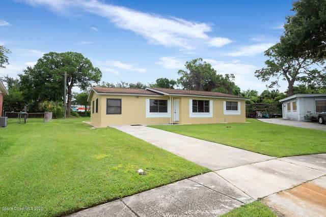 3811 N Denton Circle, Cocoa, FL 32926 (MLS #881628) :: Coldwell Banker Realty
