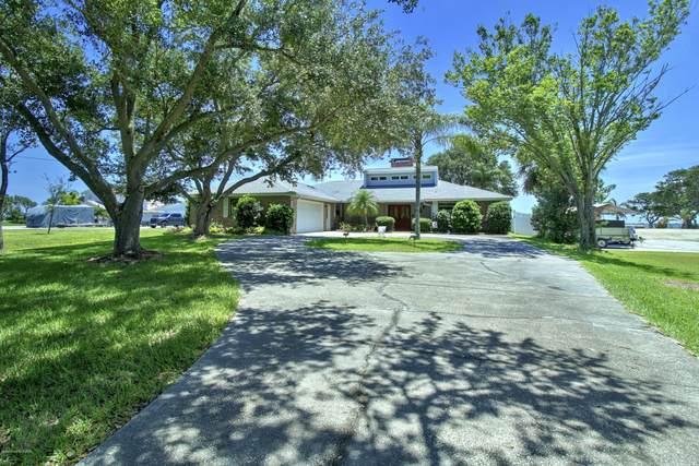 2656 Newfound Harbor Drive, Merritt Island, FL 32952 (MLS #881683) :: Blue Marlin Real Estate